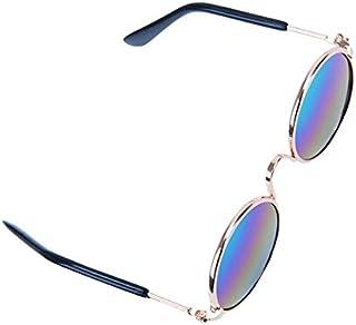Zhaozheファッション ペット用メガネ 猫用メガネ 犬用眼鏡 ペットサングラス アクセサリー