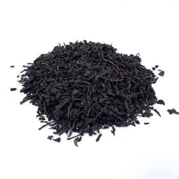 The Whistling Kettle Black Tea - Organic Energizing Caffeinated Black Tea - 4oz (76 servings) (Iced Tea Blend)