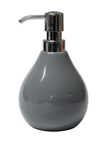 Seifenspender Coppalino Farbe: Grau / Chrom