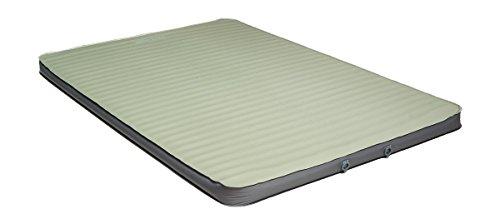 Wechsel Tents Teron 42 7.5 XT Doppel-Isomatte für 2 Personen Selbstaufblasend, Grau/Beige