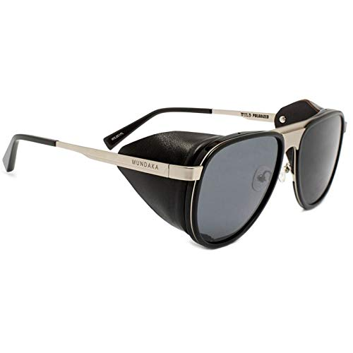 Mundaka Wild Black/Silver Smoke Polarized