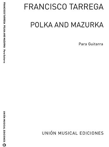 TARREGA - Rosita (Polka) y Marieta (Mazurka) para Guitarra