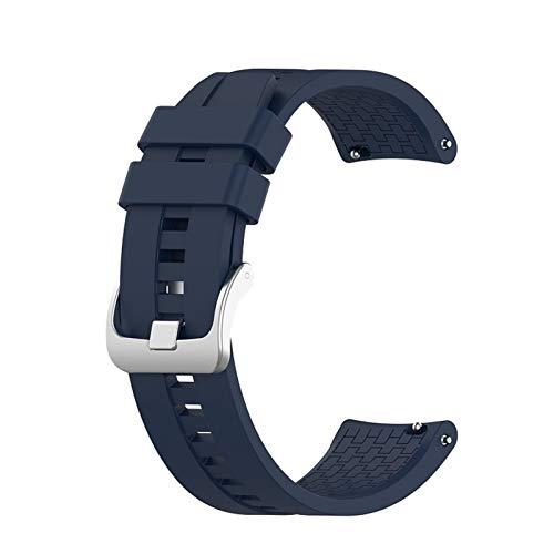 CRFYJ 22 mm Banda de Correas de muñeca para Huawei Watch GT 42mm 46mm SmartWatch Strap para Huawei Watch GT 2 GT2 46mm Bandas Pulsera de Banda Deportiva Correa de Reloj
