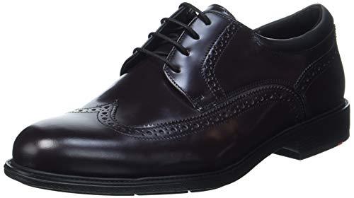 LLOYD Herren KALEB Uniform-Schuh, BURGUNDY, 48 EU