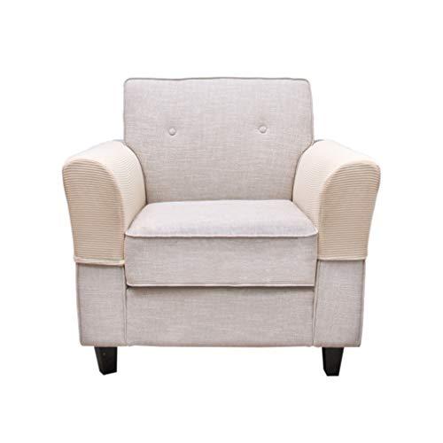 VOSAREA 1 Pc Gute Luftdurchlässigkeit Wunderbar Anti -Deformation Soft Fashion Sofa Armrest Cover Set für Home Company