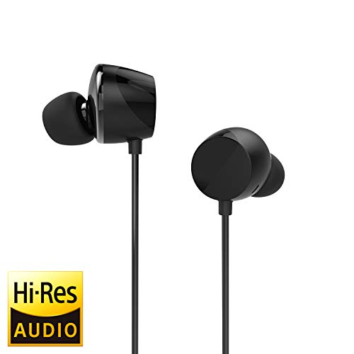 TUNAI Drum Hi-Resolution Audiophile in-Ear Earbud Headphones – Powerful...