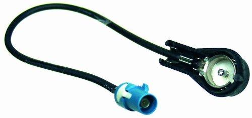 VS-ELECTRONIC - 366250 antenne-adapter Fakra op ISO verbindingsstukken, 32 cm lengte 1524-02