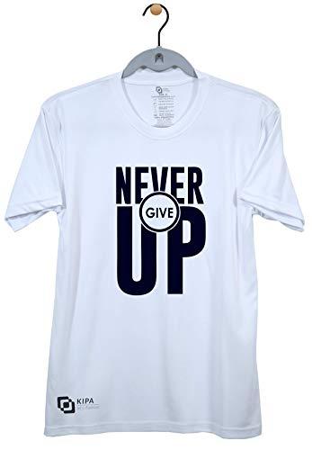 KIPA Boy's T-shirt (KIPA00201XL_AWhite_XL)