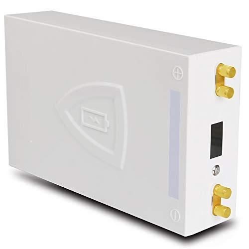 LeiQuanQuan Batería De Litio De Alta Capacidad 12.6V, 40A 50A 80A 90A 100A 120A 135A 150A LED Light DE Emergencia DE Emergencia Potencia (Power : 12v 50a)