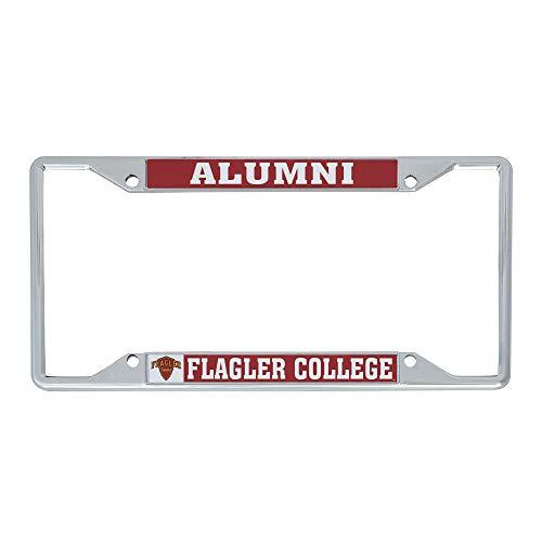 Desert Cactus Flagler College Saints NCAA Metal License Plate Frame for Front or Back of Car Officially Licensed (Alumni)