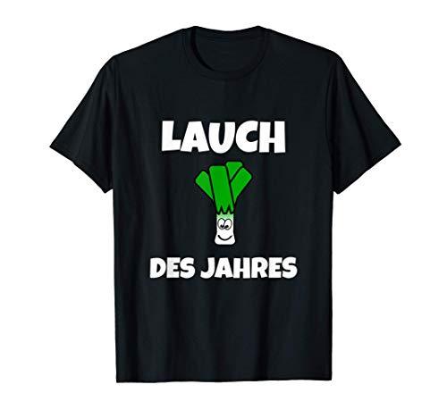 Lauch des Jahres Muskelmann T-Shirt