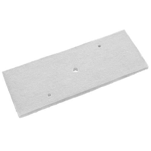 vhbw filtro microfiltro per Panasonic NH-P80, NH-P80G1, NH-P80G2, NH-P80S1 asciugatrice - Filtro di ricambio