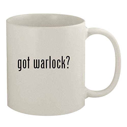 got warlock? - 11oz White Coffee Mug