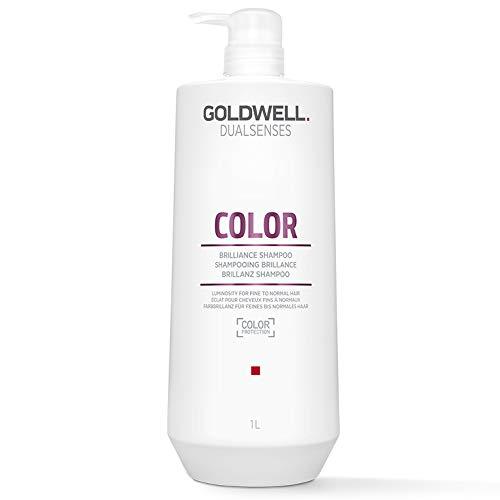 Goldwell Dualsenses Color Brilliance Shampoo, 1er Pack (1 x 1 l)