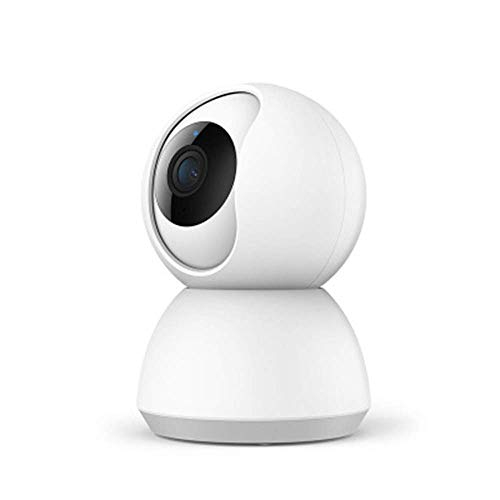 Cámara de vigilancia inalámbrica, Cámara inalámbrica 1080P, Cámara IP for Interiores, Detección dinámica Detección de Movimiento con Alarma, Audio bidireccional, Visión Nocturna