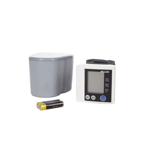 Preisvergleich Produktbild Nissei WS 1000 Handgelenks-Blutdruckmessgerät (1 ST)
