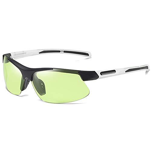 Gafas Polarizadas Marcos Ultraligeros Lentes Anti- Caída Correr Béisbol Golf Escalada Roca Conducción Bicicleta Pesca Carreras Esquí Bicicleta Montaña Actividades Aire Libre Hombres Mujeres, 5