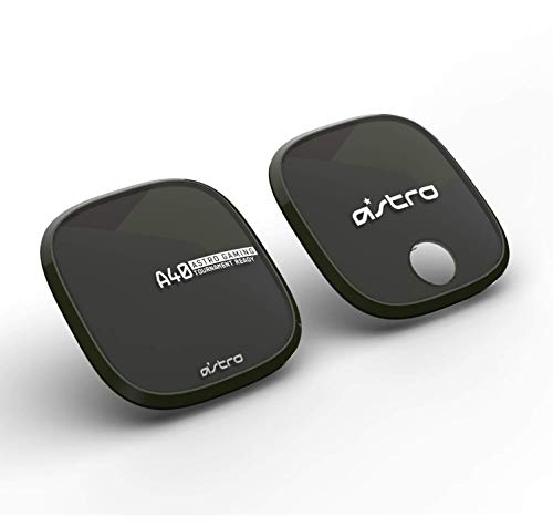 ASTRO A40 TR Gaming-Headset + MixAmp M80 Adapter, 3. Generation, 7.1 Dolby Surround Sound, 3,5 mm Klinke, Lautsprecher-Tags, Leichtgewicht, Mod-Kit Kompatibel, PC/Mac/Xbox One - schwarz/grün