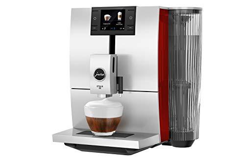 Jura 15255 Volautomatische koffiemachine, rood