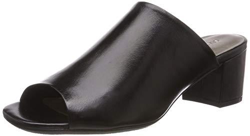Gerry Weber Shoes Damen Faro 05 Peeptoe Sandalen, Schwarz (Schwarz 100), 41 EU