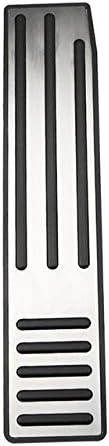 OLDJTK Edelstahl Fu/ßpedal for Tesla Model X S Beschleuniger-Gas-Kraftstoff Bremspedal /übriges Pedalauflagen Matten Zubeh/ör Car Styling Color Name : 1Pc Rest Pedal
