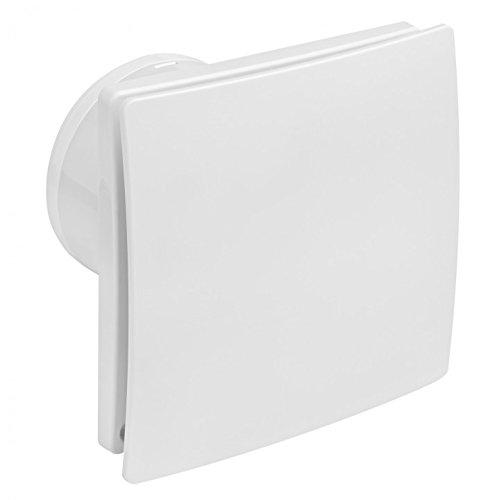 Axialventilator MC 100 VN MARLEY für Wand- und Deckenmontage Fb. weiss, 15x15x13 cm
