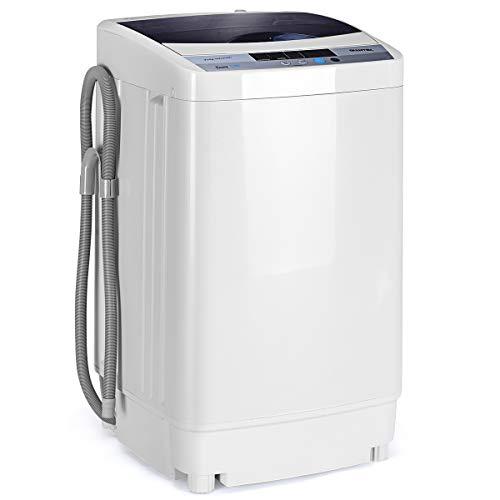 DREAMADE Lavatrice Automatico 4,5 kg, Lavatrice Portatile...