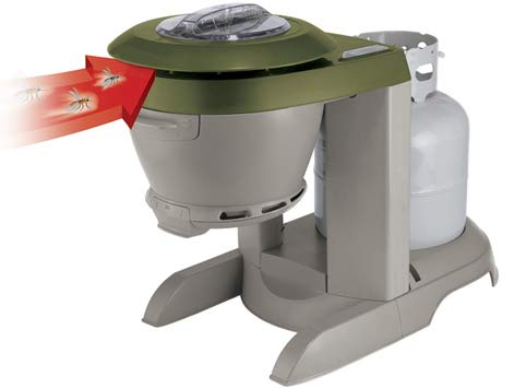 Stinger NOSQUITO CT100-NS Mosquito Backyard Propane Vacuum 1 Acre Coverage Non-Toxic Outdoor Pest Control Made in USA
