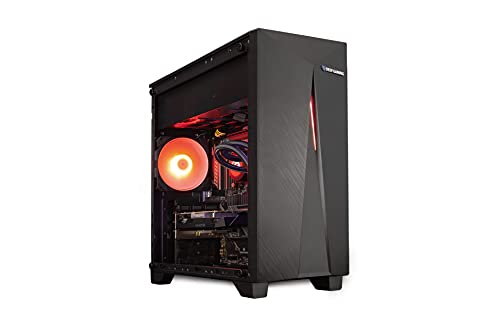 PC Gaming - DeepGaming Venom PC Gamer Intel Core i7-10700F, Nvidia GTX1650 4GB, 500GB SSD NVMe, 32GB DDR4 RAM 2666 MHz, W10 Preinstalado Sin Licencia. Ordenador de sobremesa Gaming Completo