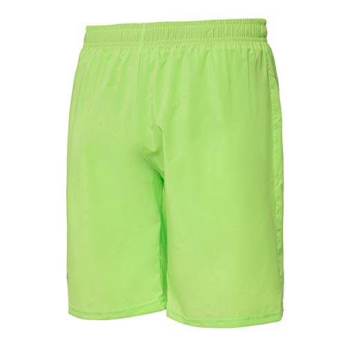 IZAS Erwachsene Bosse Running Shorts, Light Green, XL