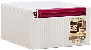 Classeurs Simple Bureau avec Verrouillage de fichiers de Stockage Cabinet Office Business A4 Papier Tiroir Papeterie Boîte...