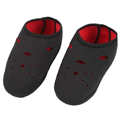 Deportes Acuáticos Neopreno Zapatos De Playa Descalzo Botines De Secado Rápido del Calcetines De Yoga Resbalón-en Hombres Mujeres