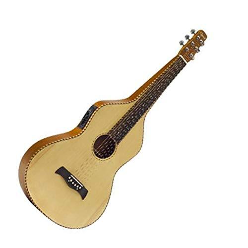 Ozark Hawaiianische Gitarre W Modell Fichtendecke 3610