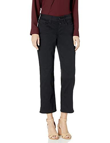 NYDJ Marilyn - Jeans alla Caviglia con Fessura - Nero - 52