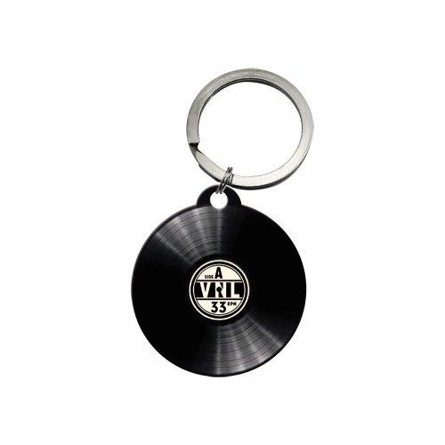 Nostalgic-Art Schlüsselanhänger Rund 4 cm, Sonstige