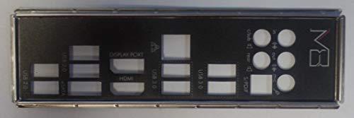 ASRock M8-Z87 - Blende - Slotblech - IO Shield #305148