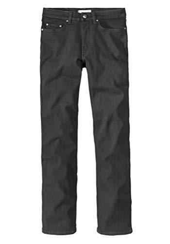 Paddocks Paddock's Ranger Jeans Herren, Black Schwarz, Stretch Denim, Gerader Schnitt (W44/L30)