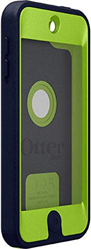 OtterBox Defender Case for Apple iPod Touch 5th and 6th Generation - Bulk Packaging - Glow Green / Admiral Blue