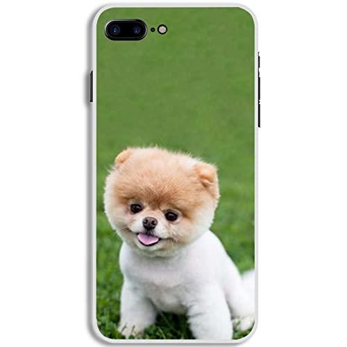 Gel De Sílice Suave Salvaguardia Compatible para Apple iPhone 7 P/ 8 P Tener con Happy Dog Niño