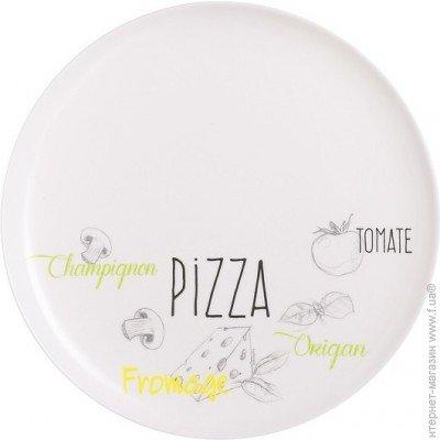 Luminarc Bistro Pizza-Teller, 32 cm, 4 Stück
