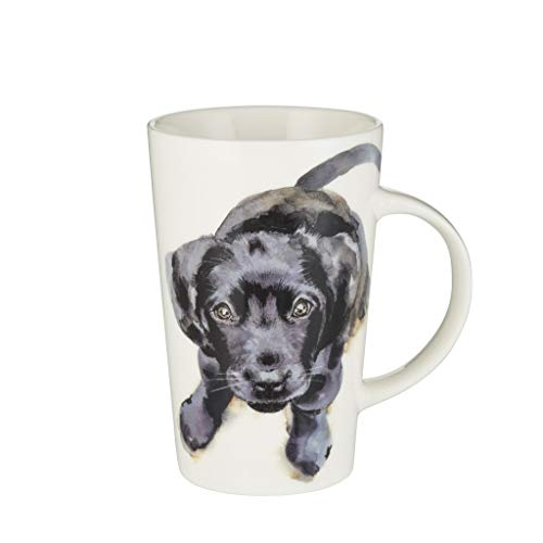 Otter house limited Black Labrador Latte Mug
