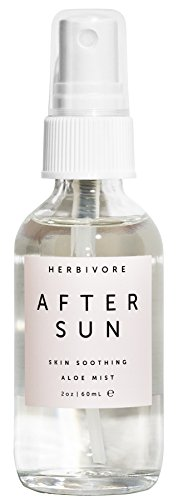 Herbivore - Natural After Sun Soothing Aloe Mist | Truly Natural, Clean Beauty (2 oz)