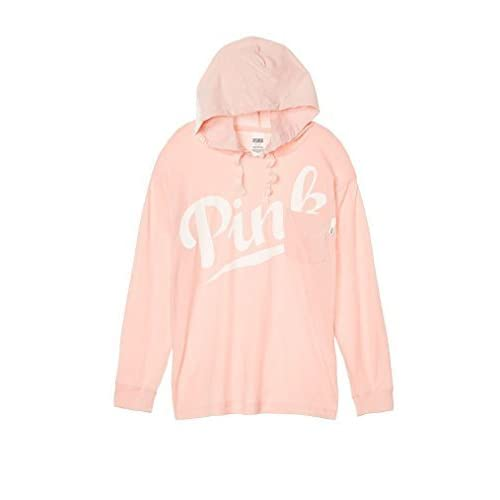 3f31600b24f51 Pink Hoodie Victoria's Secret: Amazon.com