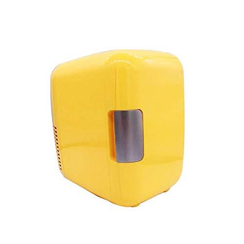 Ljyutihgbx Mini Refrigerator 10L Portable Refrigerator Small Home 12V/220V Car Refrigerator Portable Handle.