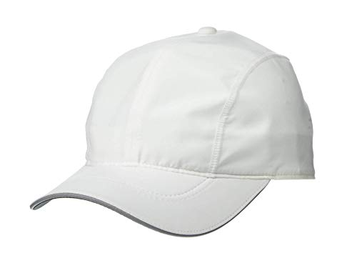Brooks Chaser Hat, White, One Size
