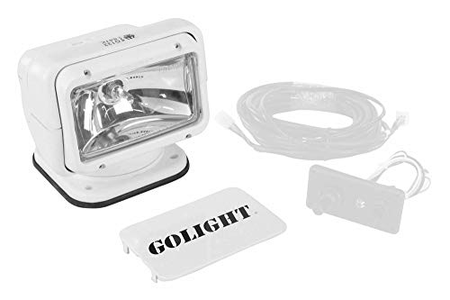 Replacement Golight Radioray GL-2020 Remote Control Spotlight - Permanent Mount - Light Only