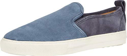 COACH C115 Suede Slip-On Sneaker Dusk/Midnight Navy 10.5 D (M)