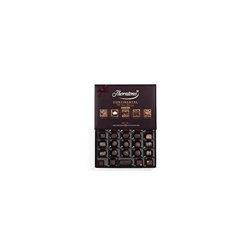 Thorntons Continental Gift Collection scuro (284g) (Confezione da 6)