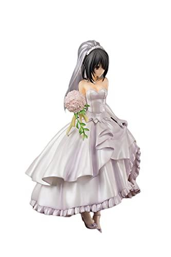 23 cm Fecha A Live Kurumi Tokisaki Sexy Girl Anime Figure Vestido de Novia Ver.Figura Adulta Japonesa PVC Figura de acción Toys Regalo