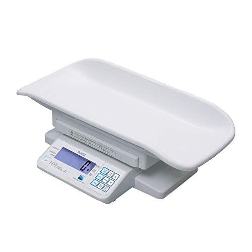 タニタ 業務用デジタルベビースケール USB付き ホワイト BD-715A